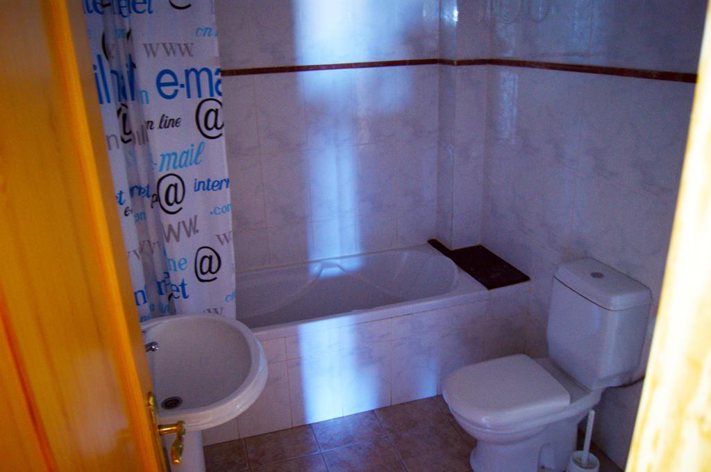Apartamentos Cap y Corp, baño