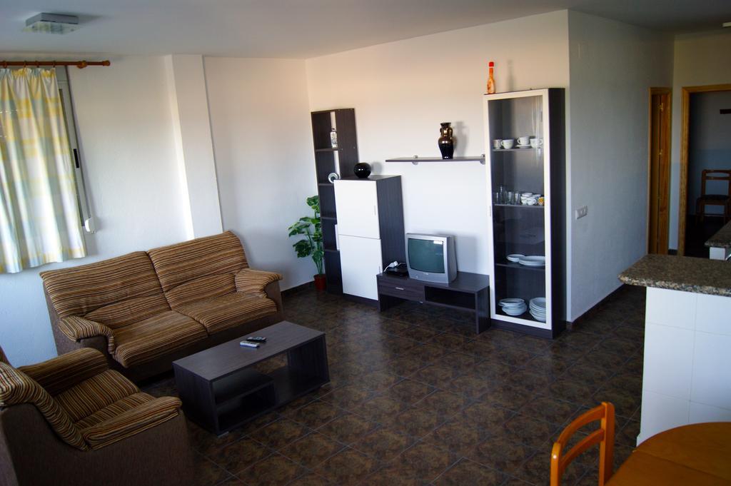 Apartamentos Cap y Corp, salón