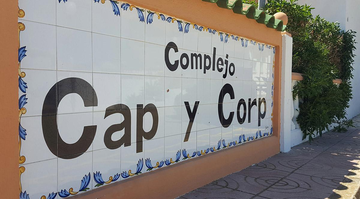 Apartamentos Cap y Corp